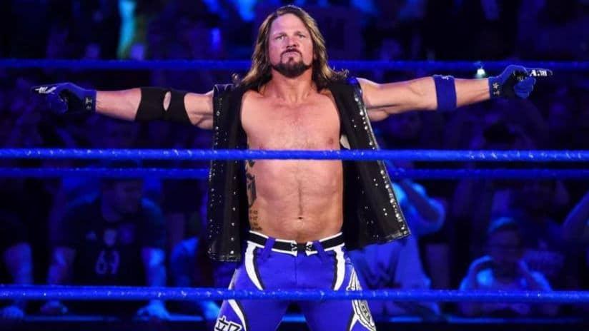 John Morrison vs. AJ Styles