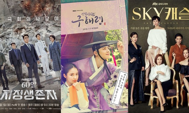 Ten Best Kdramas of 2019
