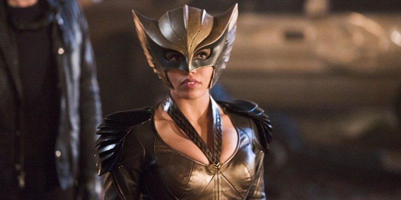 Black Adam Will Introduce Hawkgirl To The DC Extended Universe - The Illuminerdi
