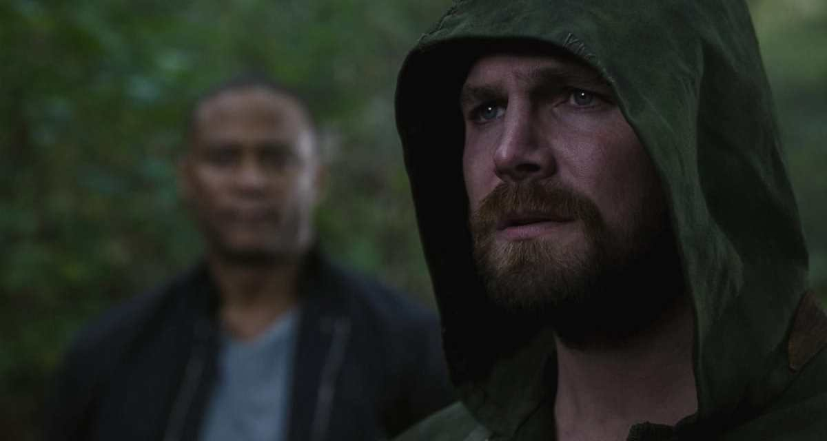 Oliver Queen is Bringing Down Crisis on Infinite Earths