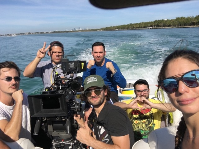Jason David Frank's Latest Project Omniboat Heads To Sundance - The Illuminerdi