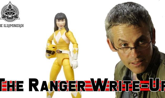Trini Action Figure Revealed, A New ShowRunner For Power Rangers & More: The Ranger Write-Up