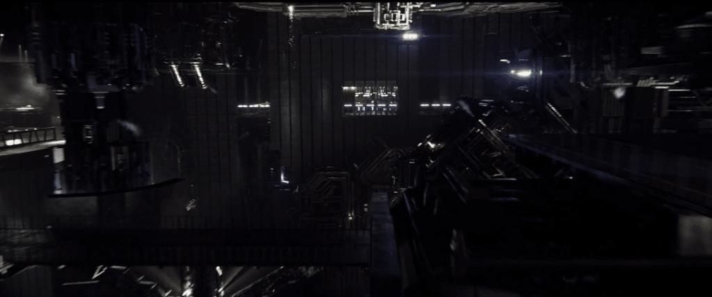 A converted Borg Ship in Star Trek: Picard