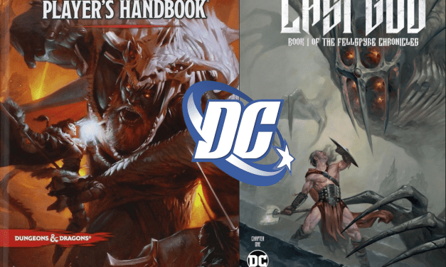 DC Comics Announces Dungeons & Dragons Supplement Based On The Last God