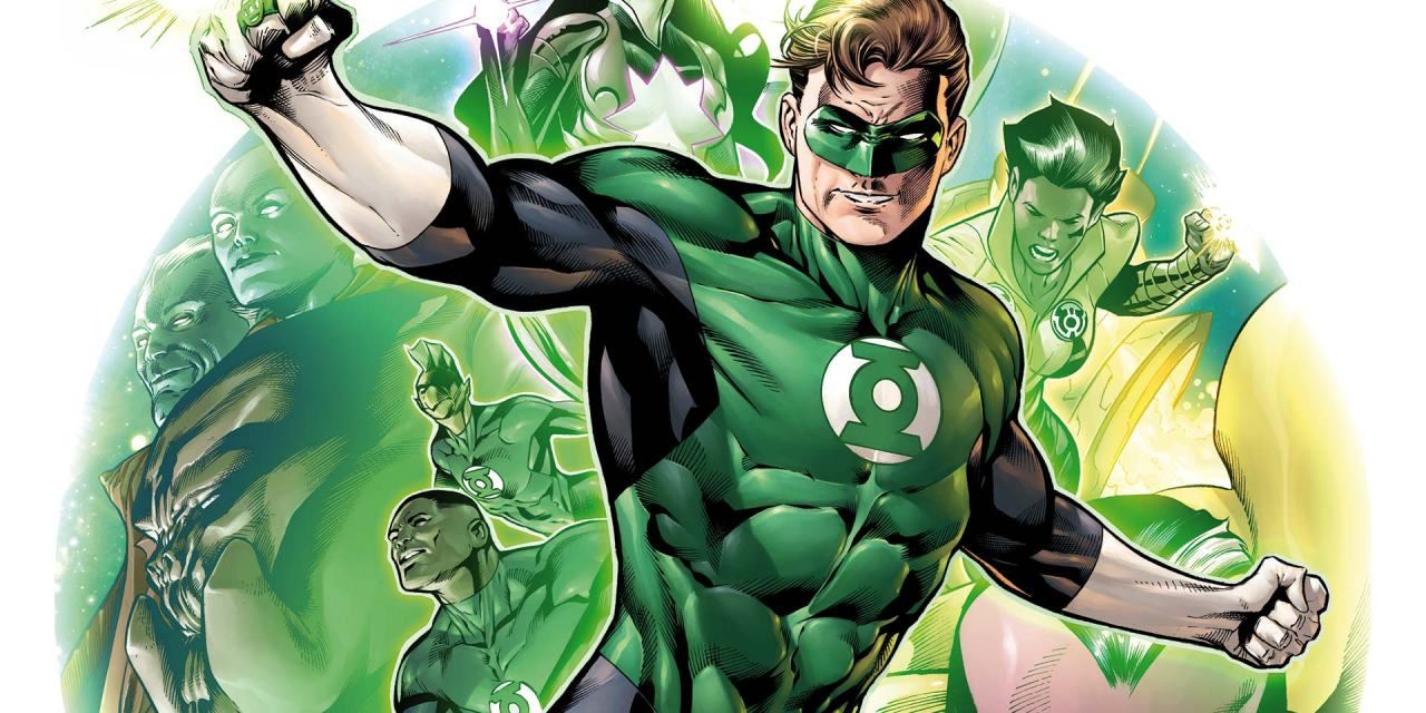 2 Green Lantern Leads & Sinestro Confirmed For New HBO MAX show