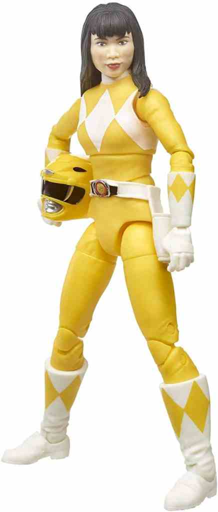 Power Rangers Trini Kwan Might Be The Best Lightning Collection Action Figure Yet - The Illuminerdi