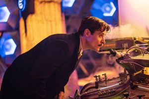 Doctor Who - Nikola Tesla