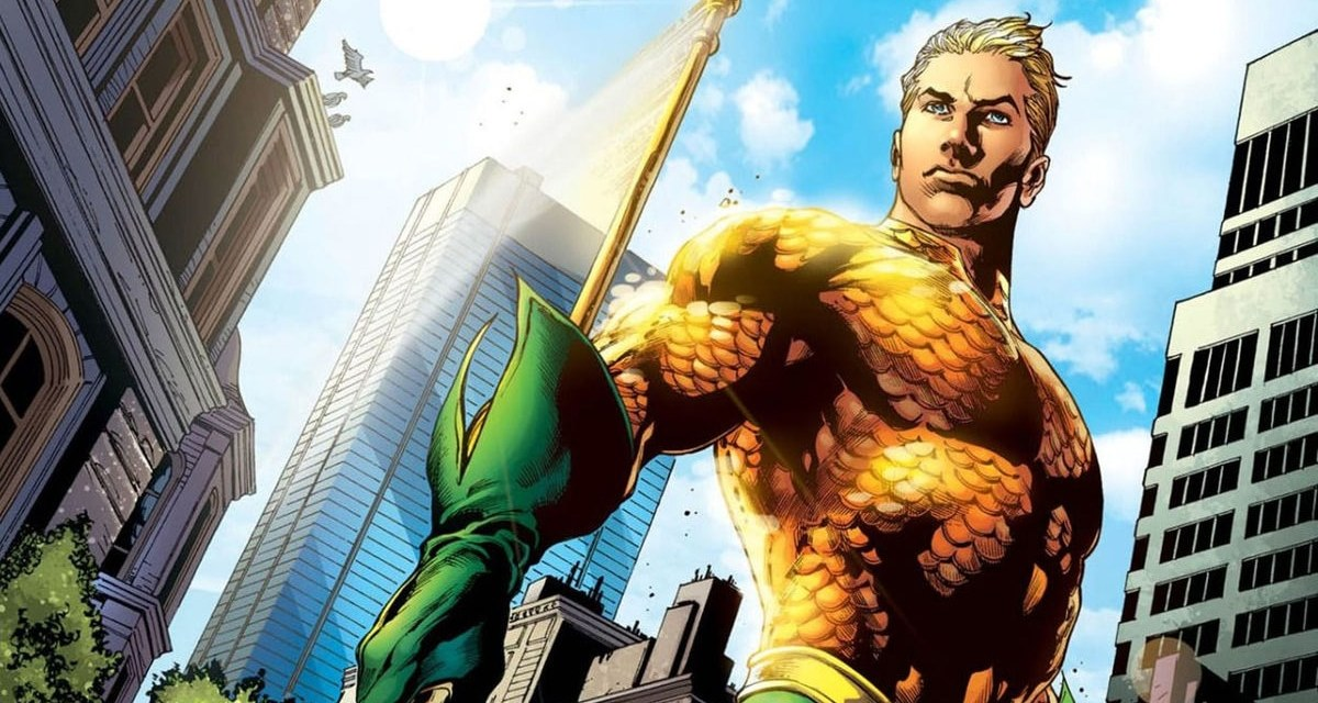Aquaman: King of Atlantis Animated Mini-Series Greenlit by HBO Max