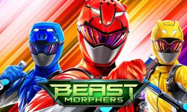 Power Rangers: Beast Morphers Premiere Date And Episode Titles Revealed