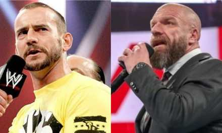 Triple h Is Open To CM Punk Returning To WWE