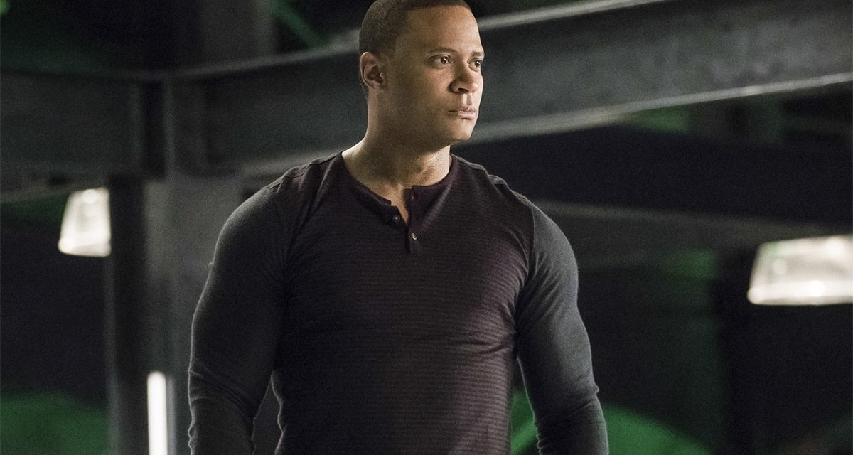 David Ramsey Promises A Satisfying Arrow Finale And Exciting Green Lantern Answers
