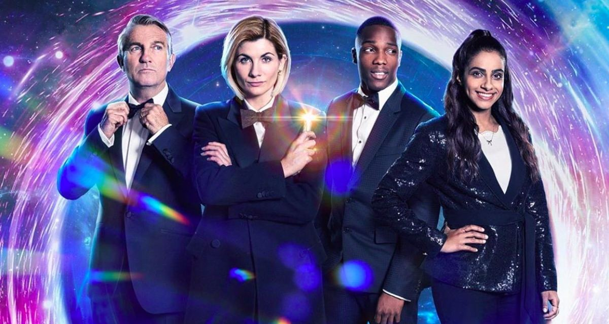 Doctor Who Announces The Next 4 Episode Titles