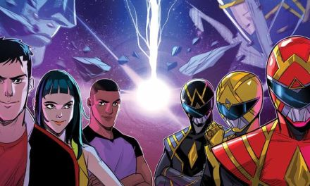 Go Go Power Rangers Ending With Issue #32