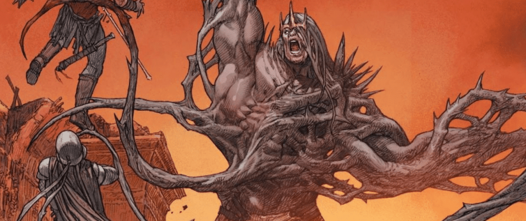 DC Comics' The Last God #1-3 Review - The Illuminerdi