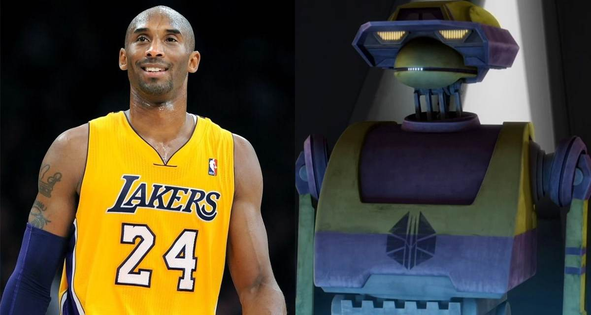 Kobe Bryant's Lesser Known Star Wars Legacy Resurfaces