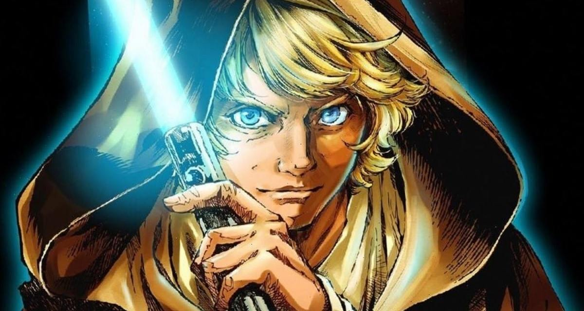 The Legends of Luke Skywalker Released as a Thrilling Manga
