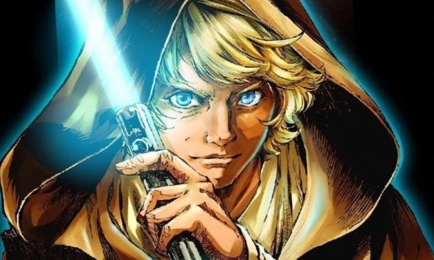 The Legends of Luke Skywalker REleased As a Thrilling Manga