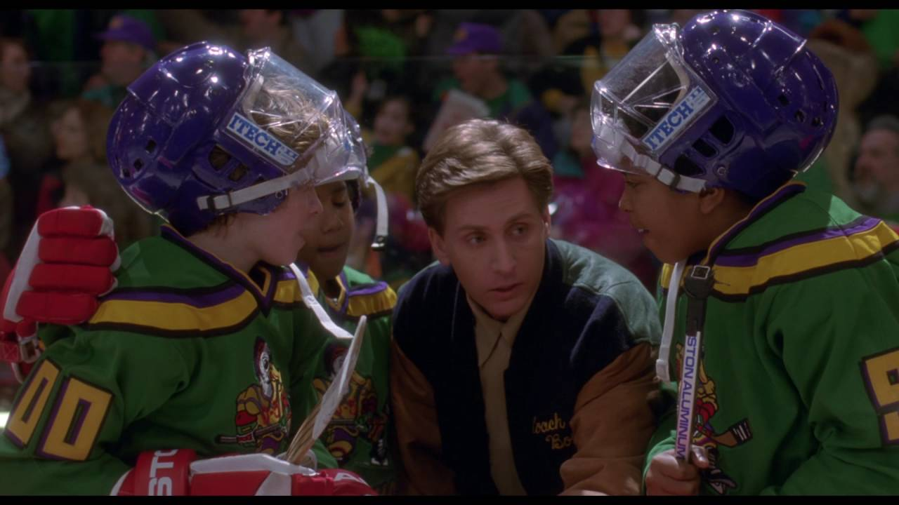 Emilio Estevez Returns to The Mighty Ducks: EXCLUSIVE