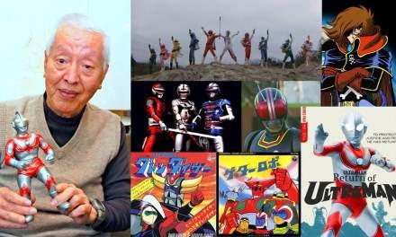 Legendary Tokusatsu Writer Shozo Uehara Passes Away at 82