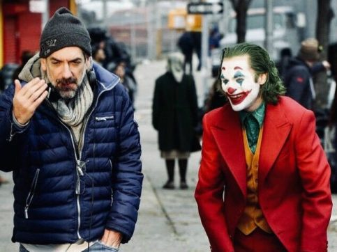 Todd Philips and the Joker