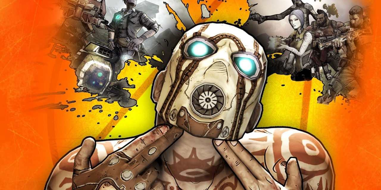 Borderlands Movie by Eli Roth in The Works At Lionsgate