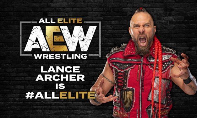AEW Signs New Big Man, Lance Archer