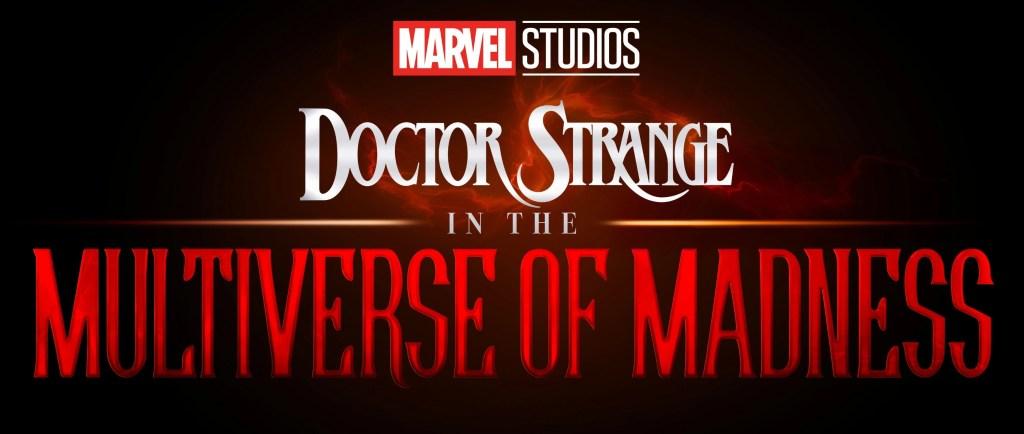 Doctor Strange in the Multiverse of Madness logo Shuma Gorath