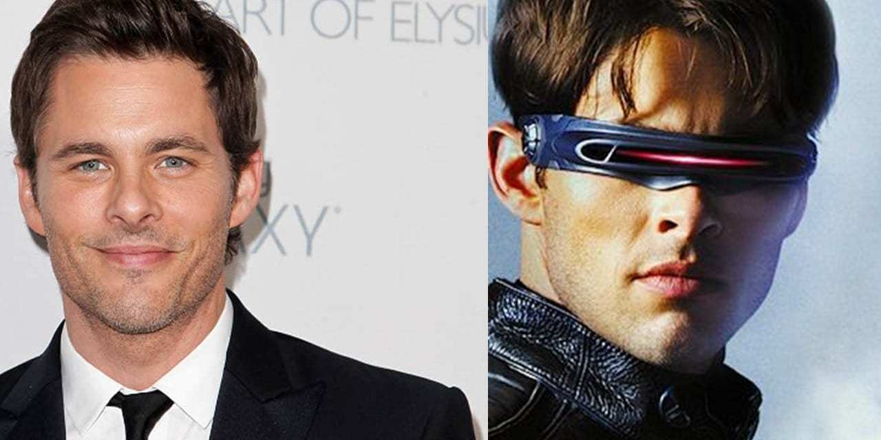 James Marsden Offers Advice To The Future Cyclops Actor