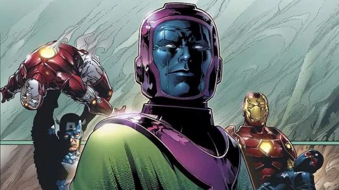 Kang the Conqueror Iron Man Marvel Comics