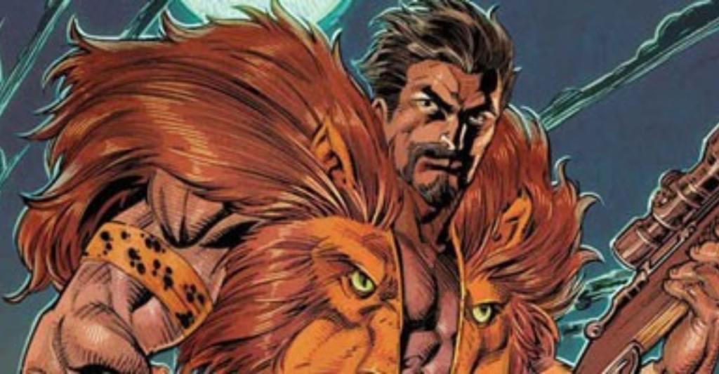 Kraven the Hunter Joel Kinnaman type?