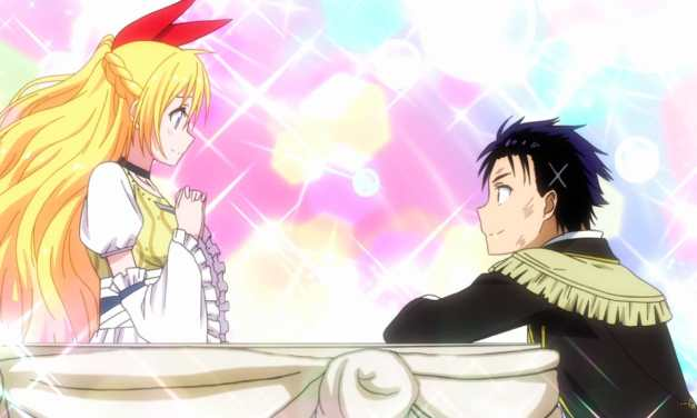 NISEKOI Series Confirmed For Complete Blu-ray Set Release