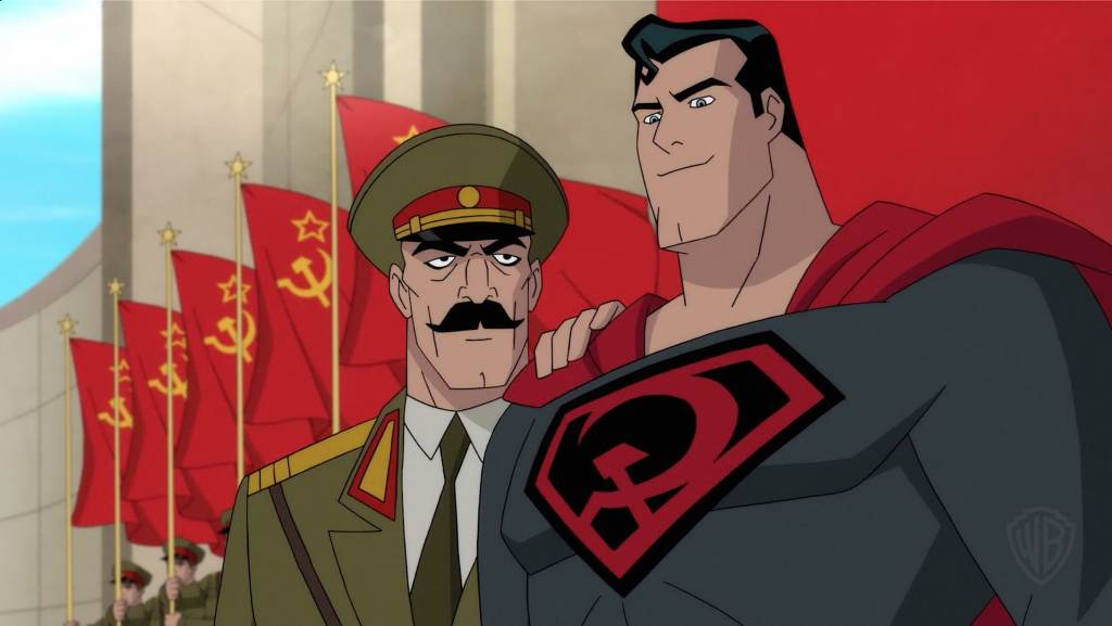 Superman Red Son Jason Issacs Sam Liu