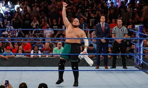 WWE Samoa Joe
