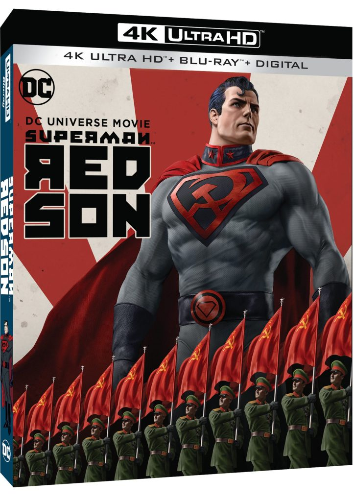 Superman: Red Son Gets New Trailer and Announces Premiere Ticket Requests - The Illuminerdi
