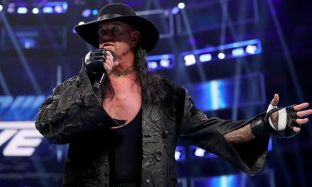 Undertaker's WrestleMania Opponent May Have Leaked Out