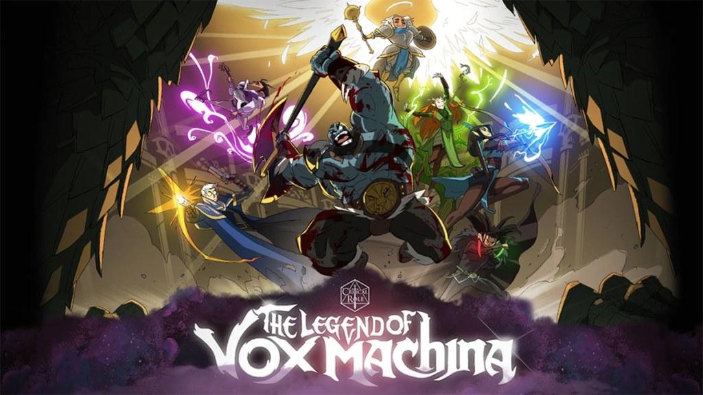 critical role legend of vox machina