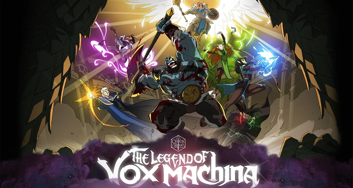 Critical Role's The Legend of Vox Machina Announces Writing Team