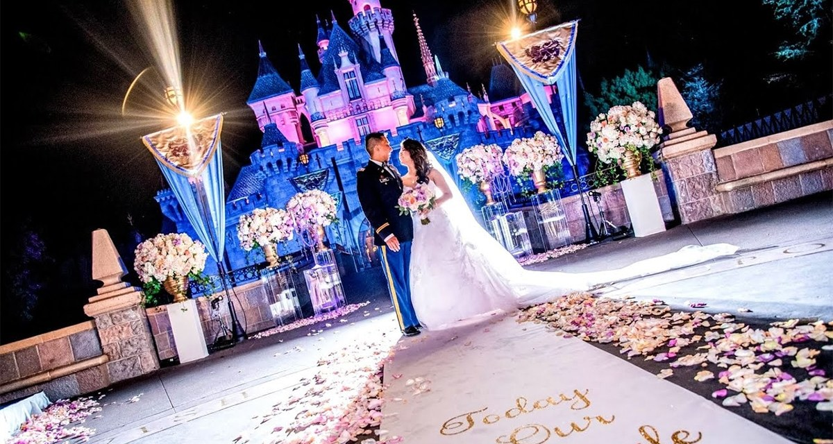 Season 2 of Disney's Fairy Tale Weddings Premiering on Valentine's Day