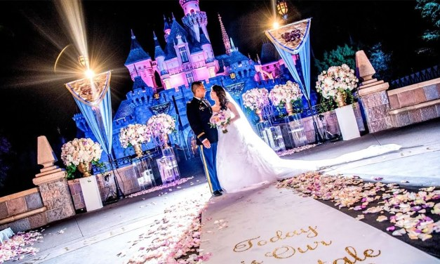 Season 2 of Disney's Fairy Tale Weddings Premiering on Valentine's Day