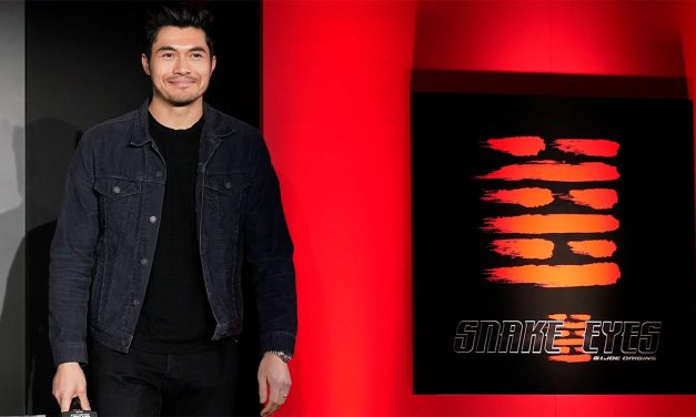Henry Golding Shares First Look At Snake Eyes On His Birthday