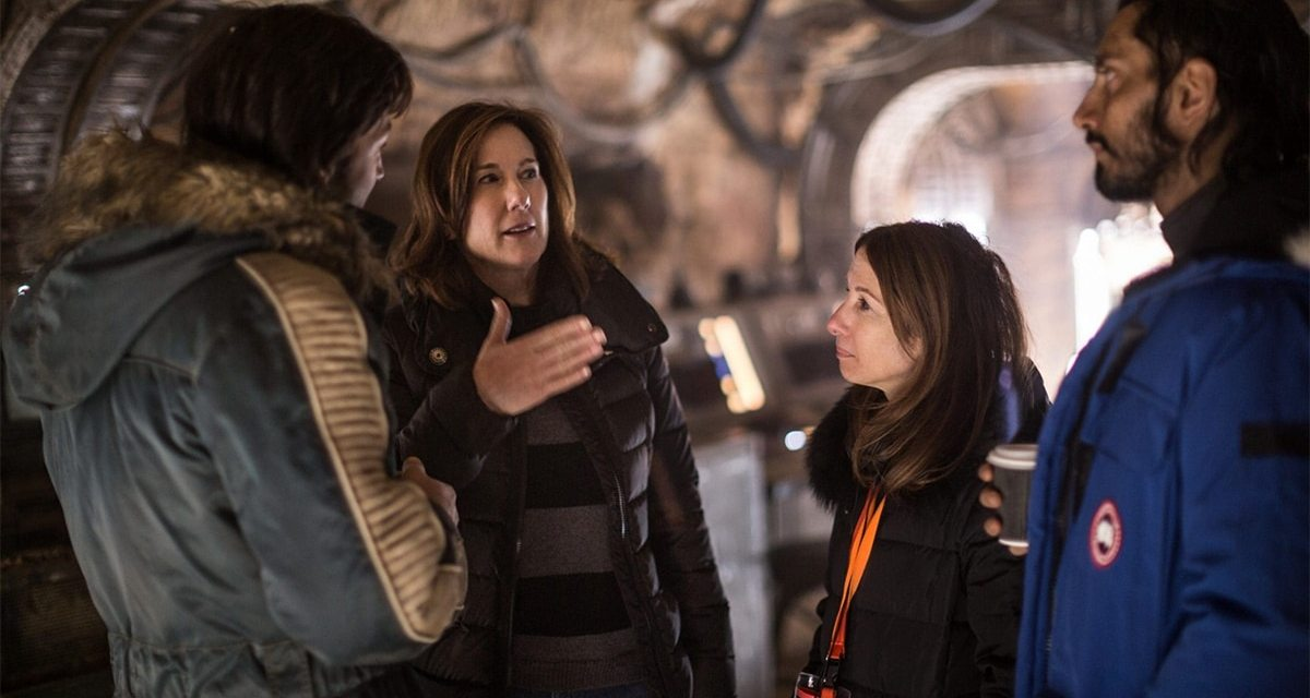 Kathleen Kennedy Promises Female Director For Future Star Wars Film