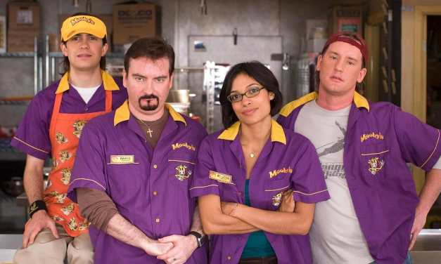Kevin Smith Gives an Update on the Setting of Clerks 3