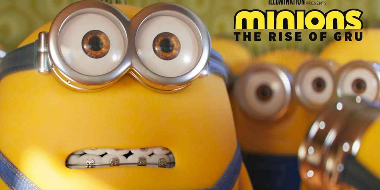 Minions 2: The Rise Of Gru Gets Super Bowl TV Spot