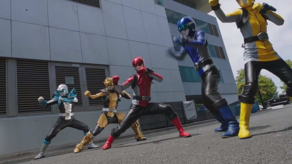Power Rangers Show Runner Simon Bennett Explains Why Go-Buster was Adapted from Super Sentai - The Illuminerdi