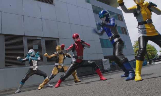 Netflix Releases Power Rangers Beast Morphers Season 2 Episodes