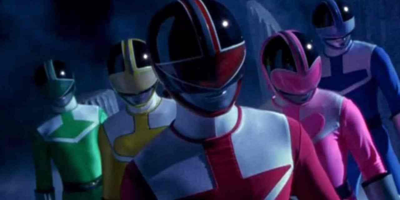 Were The Time Force Rangers Actually The Secret Villains of Power Rangers?