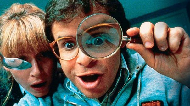 rick moranis in honey i shrunk the kids