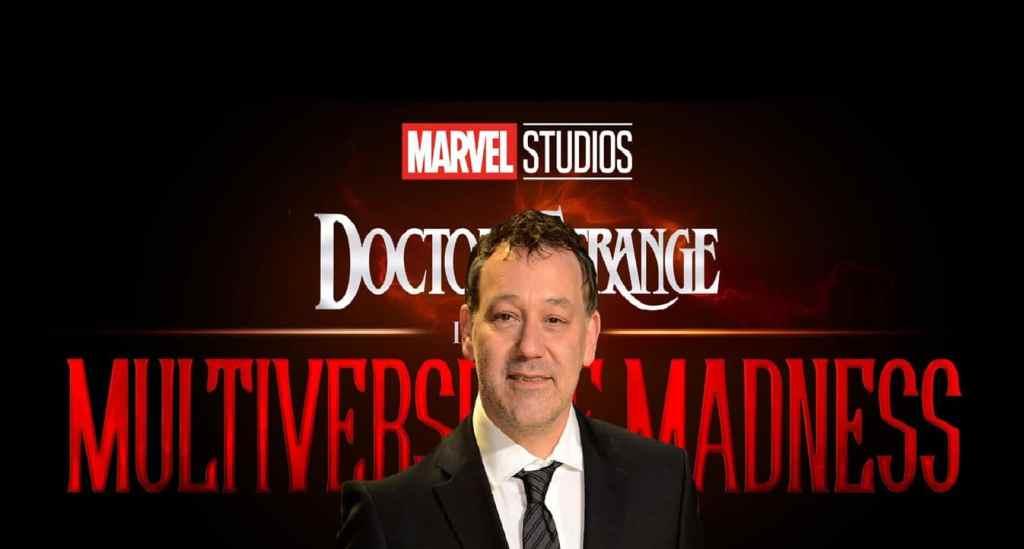 sam raimi Doctor Strange 2