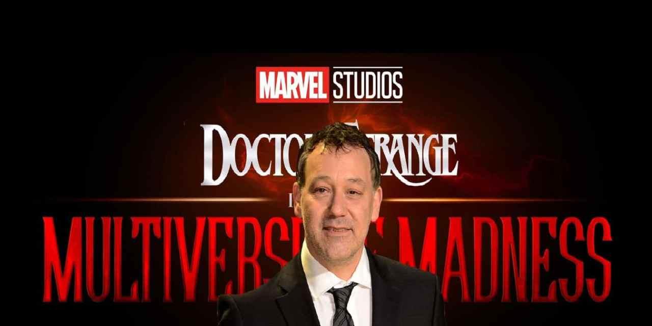 Sam Raimi Reportedly In Talks To Helm Doctor Strange 2