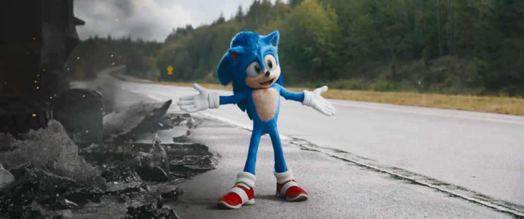 sonic the hedgehog still